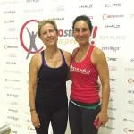 Pilates Valladolid, Lindsay Merrithew, Moira Merrithew, Sara Escudero Simón