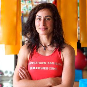 Sara Escudero Simón // Pilates Valladolid