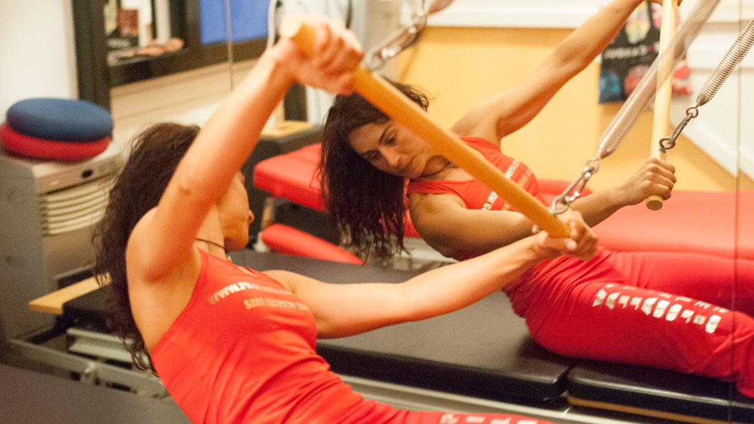 Pilates Valladolid, Stott pilates, pilates reformer, Redcord, Sara Escudero Simón