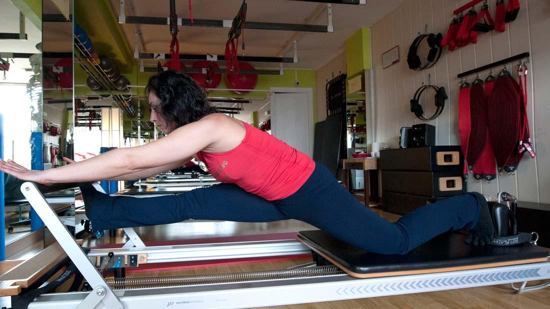 Pilates Valladolid - Stott pilates y Cadillac pilates