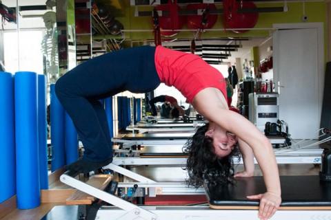 Pilates Valladolid – Stott pilates
